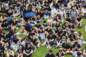 六四學生給香港年青人的信:好好活著 推動中共滅亡