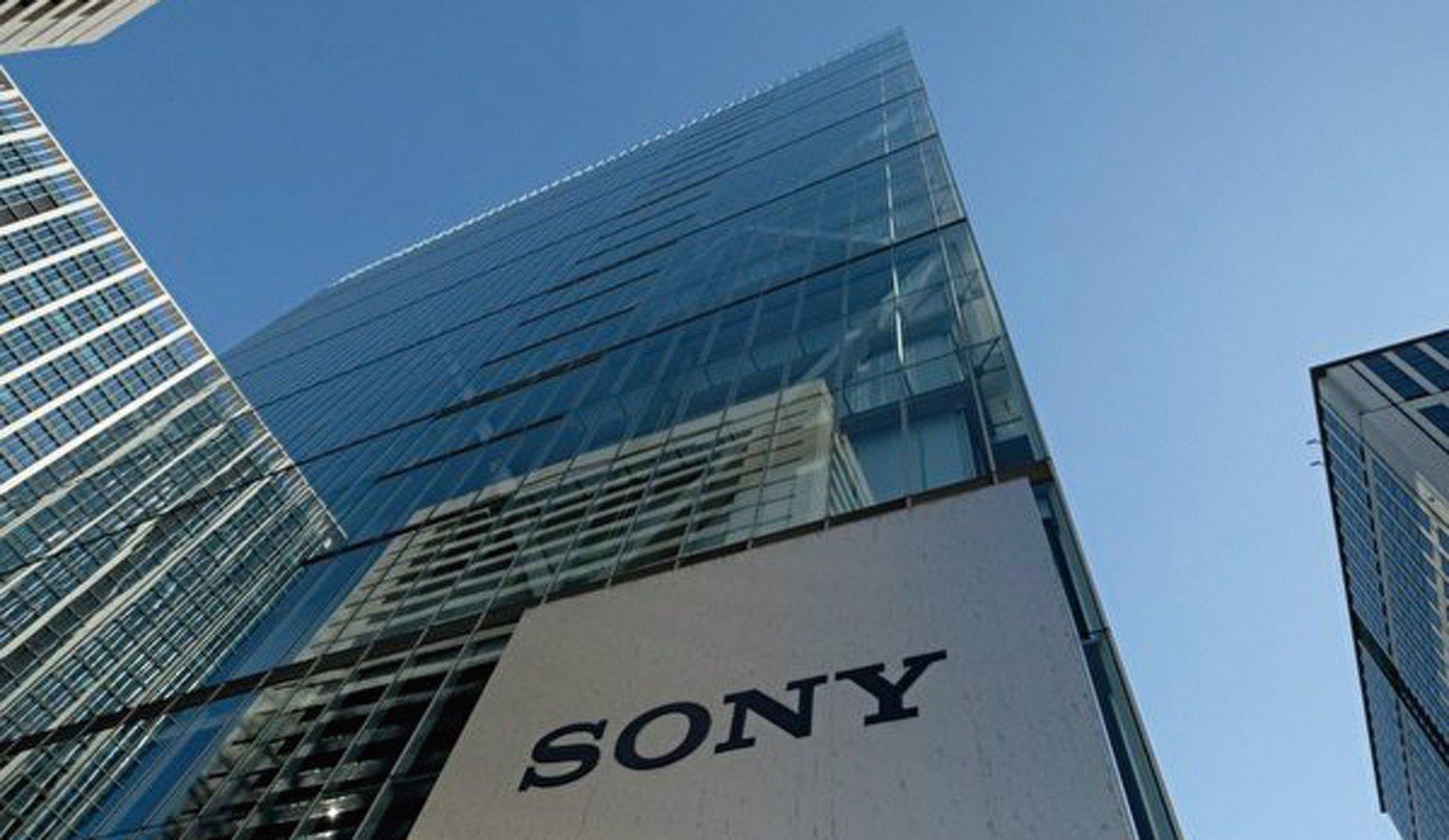 索尼生產的PlayStation 4遊戲機、相機和其它產品可能會受到關稅的影響。圖為索尼在日本東京的總部大樓。 (KAZUHIRO NOGI/Getty Images)