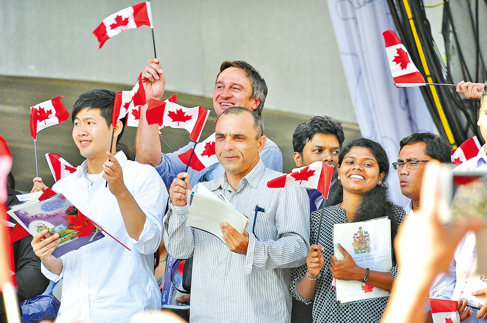 加拿大有優良的環境、公平的政治生態、生活安定,無疑是移民的好地方。(大紀元資料圖片)