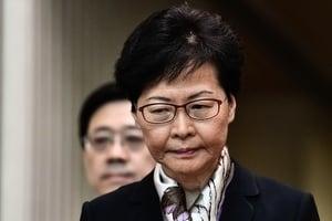 林鄭媒體會火上澆油 港大教授:港府有重大策略改變