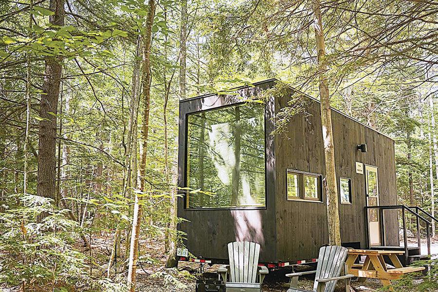 美國「移動小屋」浪漫又舒適 樂享悠遊生活
