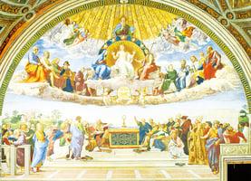 聖母的描繪者 烏爾比諾的天使 拉斐爾