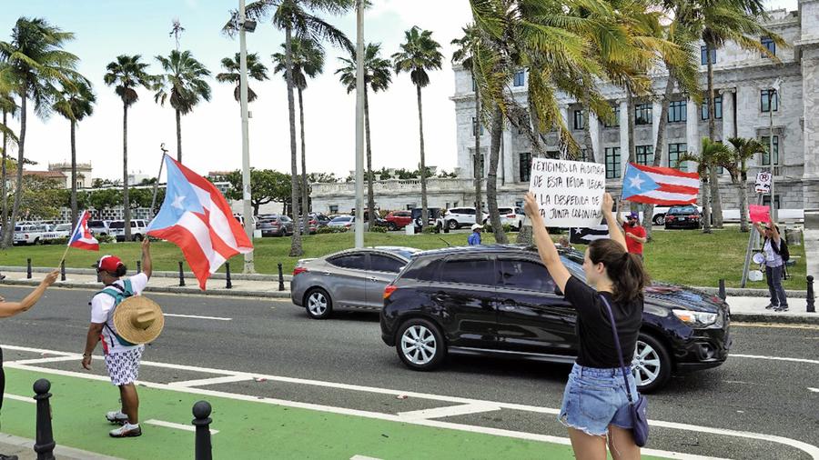 波多黎各推翻違憲總督 女司法部長接任