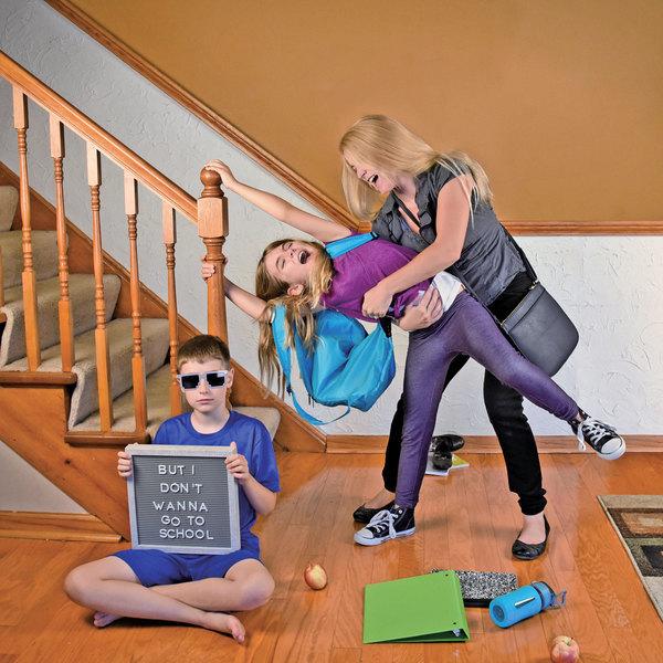 幫孩子迎接新學期 家長需做5招準備