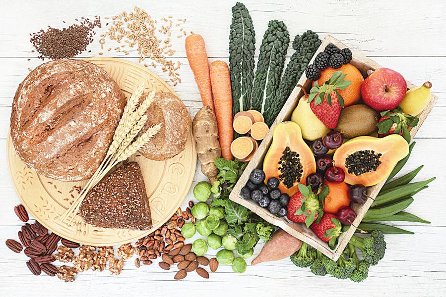 防治抑鬱症有效方法:保持健康飲食習慣