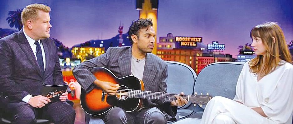 電影中,世人以為阿積演唱的披頭四歌曲均是他自己的創作,阿積也因而被誤當成天才。