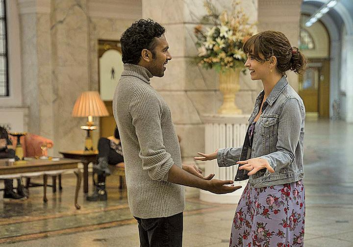 阿積與艾莉的愛情發展較公式化,不過本片將兩人的戀情與阿積的道德困境做了良好的結合,因此仍顯得具有看點。