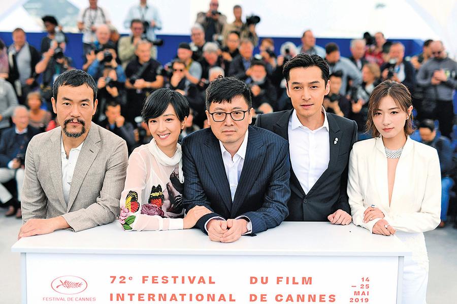 中國影片被禁參加本屆金馬獎