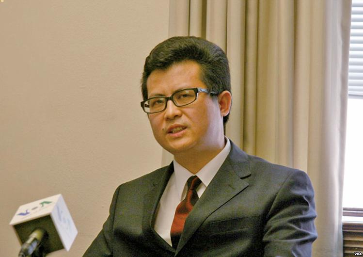 著名人權活動人士郭飛雄。(公有領域)