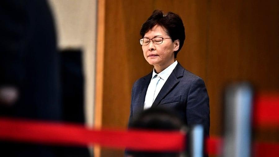 香港中文大學千人聯署 要求林鄭「講人話」