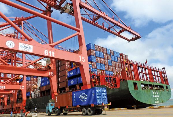 國際貨幣基金組織(IMF)8月9日警告,如果美國進一步提高關稅,可能會令中國經濟增長大幅減少。圖為示意照。(AFP)