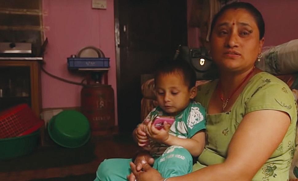 尼泊爾強震22小時後獲救 「奇蹟寶寶」已經四歲了