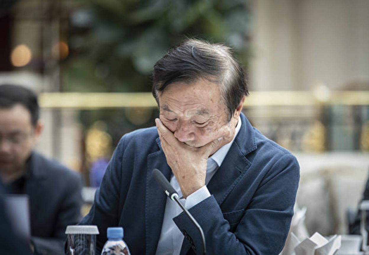 任正非近日表示,目前華為還沒有研發自主的手機操作系統的計劃。(大紀元資料室)