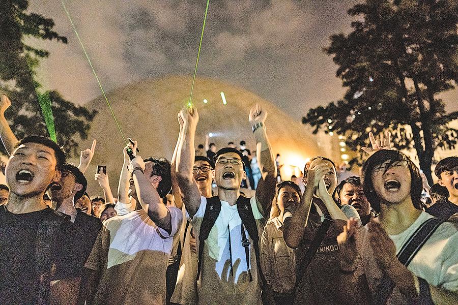 一名香港抗爭者致大陸同胞書