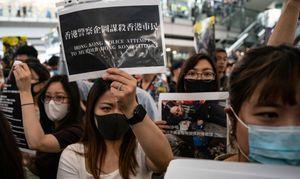 強烈譴責中共港府越底線 民進黨:台政府啟動人道救援