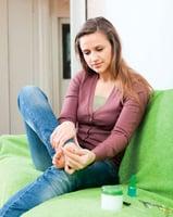 灰指甲易傳染  指甲變黃變厚  這樣做有效預防