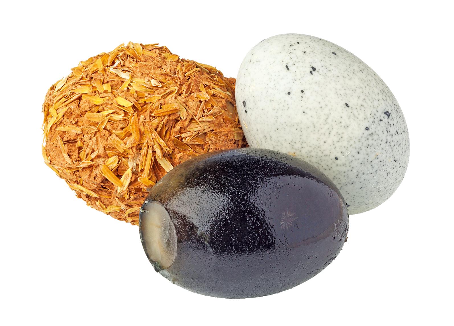 皮蛋是中華料理中特有的食材,但許多外國人卻認為它是怪異食物。