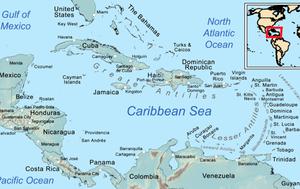 專家:加勒比海存在神秘聲音 能量強大