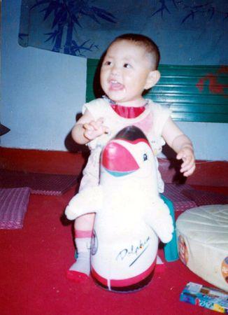 4歲幼女王淑傑在被驚嚇中夭折。(明慧網)