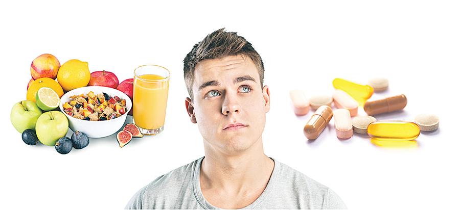還在吃維他命補充劑? 研究:這樣補維他命最好