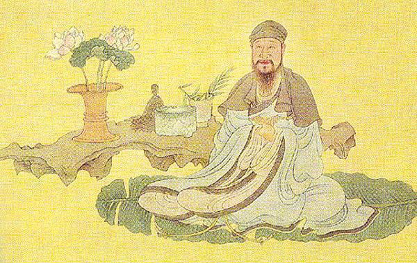 白居易(明代陳洪綬畫)(維基百科)