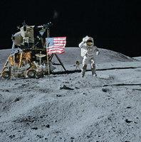 阿波羅登月的確鑿證據 有力駁斥懷疑論