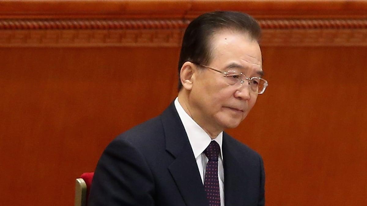知情人透露,在北戴河會議期間,中共現任高層與政治元老,在香港問題上出現拉鋸戰,在不能達成共識的情況下,溫家寶對習近平撂下一句話。( Feng Li/Getty Images)