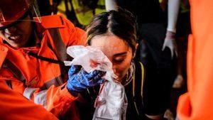 少女爆眼港警避答是否瞄頭 認射多發布袋彈(影片)