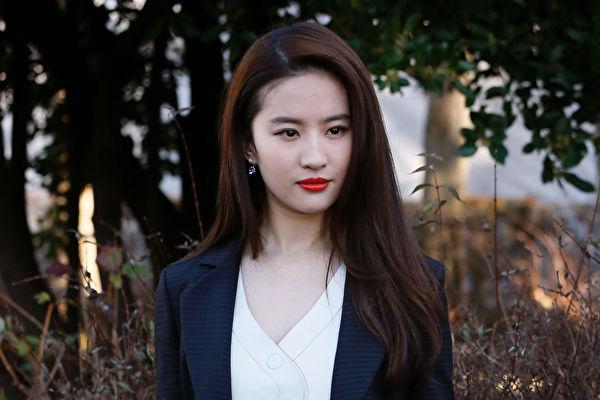 美籍女星劉亦菲挺港警掀波 全球網友抵制《花木蘭》