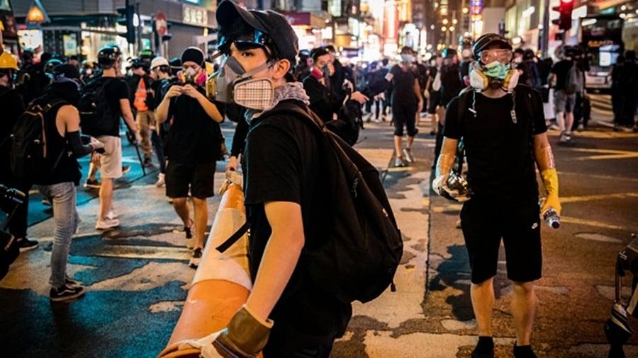 這個夏天香港發生了甚麼?7分鐘震撼影片告訴你