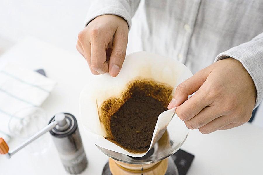 咖啡渣 護髮美容妙用多