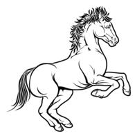 崔生騎的千里馬   竟來自陳子昂的畫
