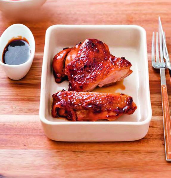 超級下飯菜日式照燒雞肉