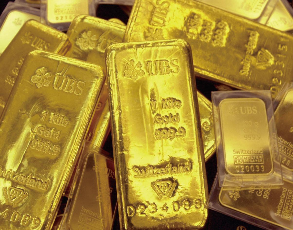 中共當局控制黃金進口,以此來管制資金外流,應付貿易戰升級。(AFP)