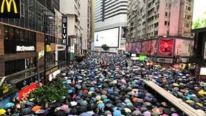 「反送中」實為反中共 香港人說出心裏話