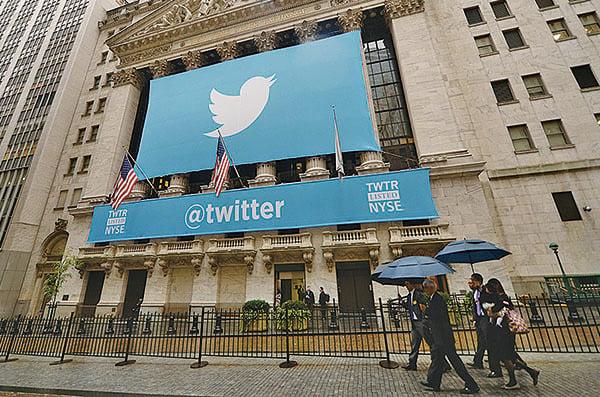 反擊中共輿論戰抹黑香港反送中 Twitter停權20萬帳號
