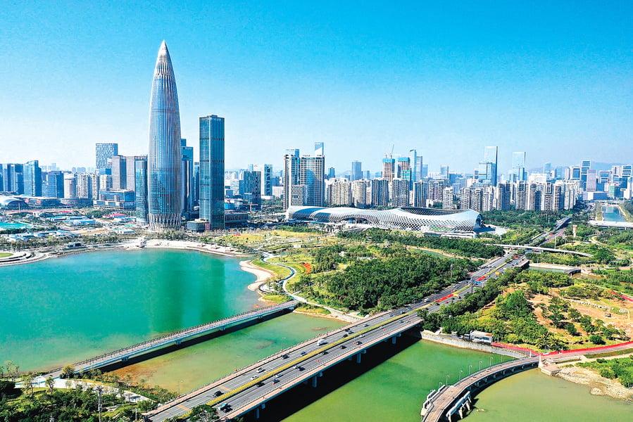 中共欲建深圳示範區代香港