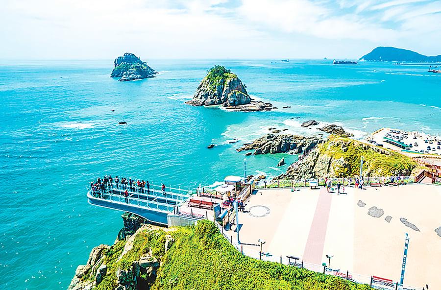 超低預算經濟小資遊十美元暢遊釜山