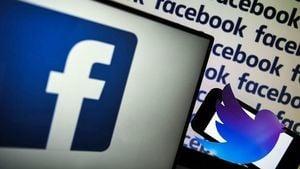 推特臉書停20萬帳號 中共外交部發飆
