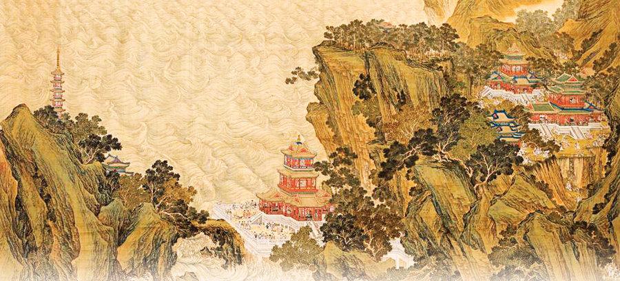 唐朝宰相韓滉收到「天外來信」