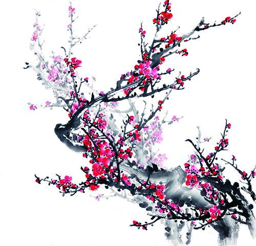 何方可化身千億 一樹梅花一放翁