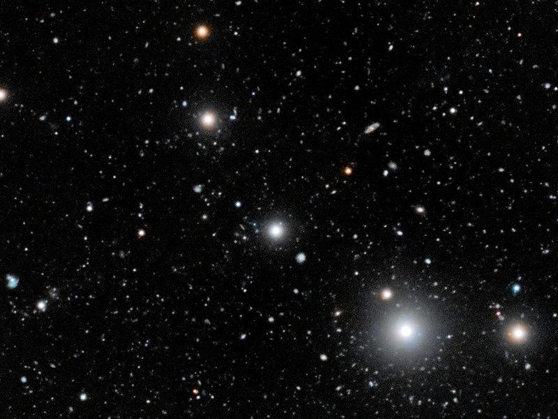 科學家發現39個古老暗星系 顛覆宇宙模型