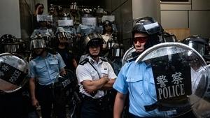 香港怒火如何燒向習近平?專家揭王滬寧的招術