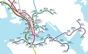 港鐵觀塘綫九龍灣至藍田站中午起關閉