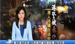 鄭文傑才返港 10港青西藏失聯疑遭公安扣查