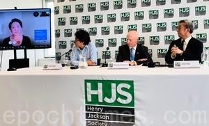 英前外交官及警官出席香港座談會  關注香港形勢