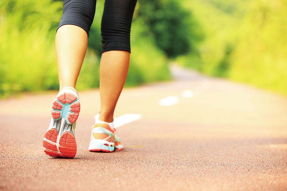 每天走多少步數算健康?(Shutter  Stock)