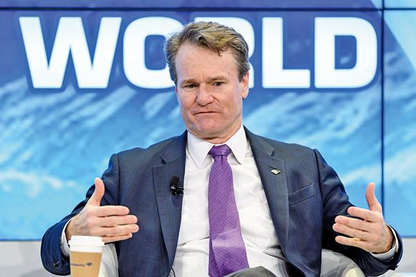 美國銀行CEO:美消費增長反應經濟良好