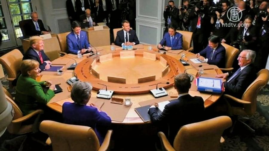 峰會聚焦全球五大議題