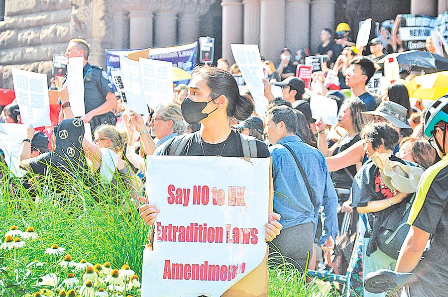 美加澳新聞告訴世界 為何必須抗共